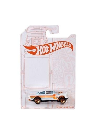 Hot Wheels Hot Wheels Parlak ve Krom Özel Seri GJW48-GJW51 Renkli